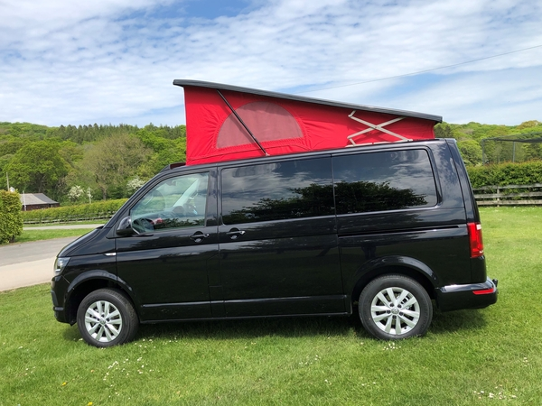 T6 Campervan Liberty Campers