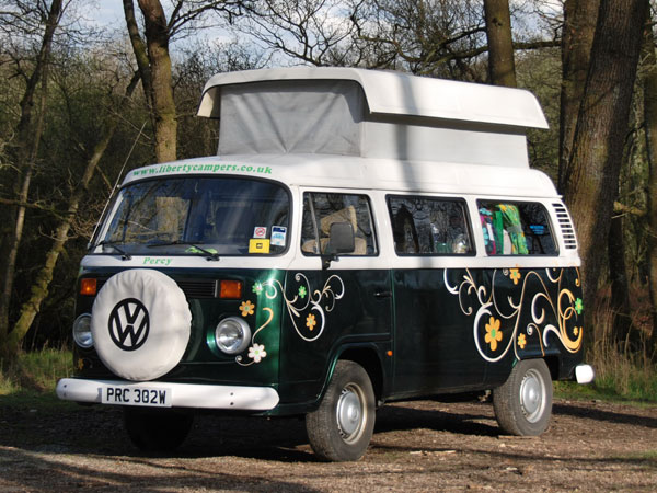 Home page - Liberty Campers